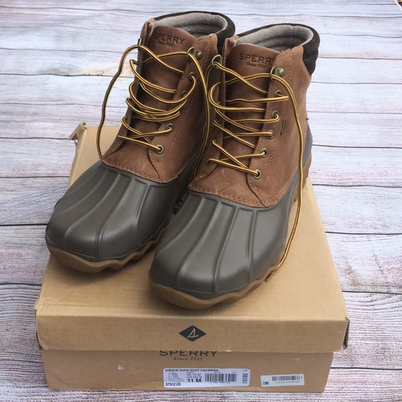 2a16eac5414 Brand New Sperry Top-Sider Avenue Duck Boot Sz 11